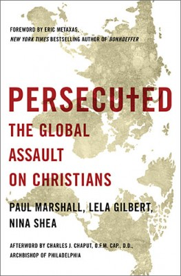 Book(s) Review: Persecuted & The Global War on Christians