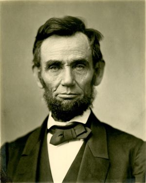 Abraham Lincoln's Thanksgiving Proclamation