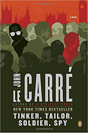 Review of 'Tinker, Tailor, Soldier, Spy' by John LeCarré