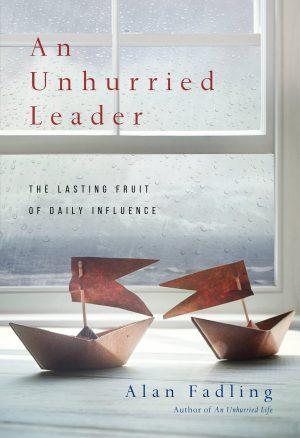 An Unhurried Leader | Book Review