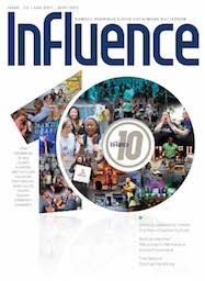Tuesday's Influence Online Articles