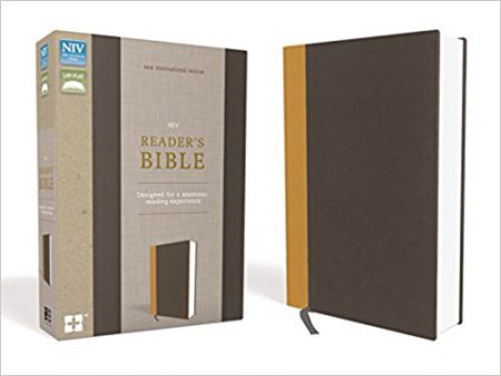 NIV Reader's Bible | Book Review