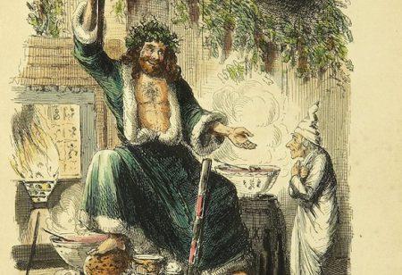 The Almost Gospel of EbenezerScrooge